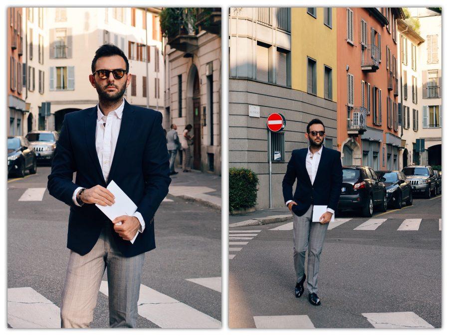 Milano Stil Günlüğü - DOCKERS